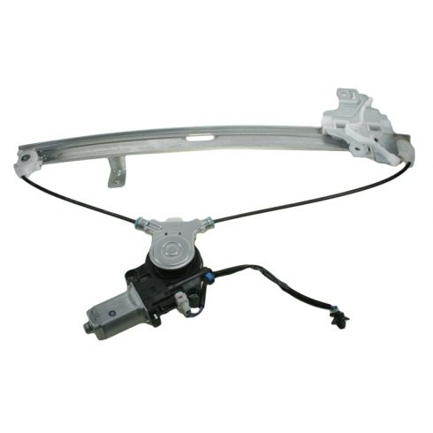 1998-04 Isuzu Rodeo; 1998-02 Passport Power Window Regulator w/Motor LR
