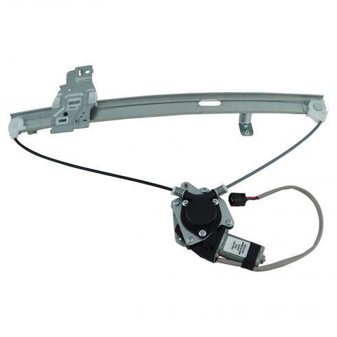 1998-04 Isuzu Rodeo; 1998-02 Passport Power Window Regulator w/Motor RR