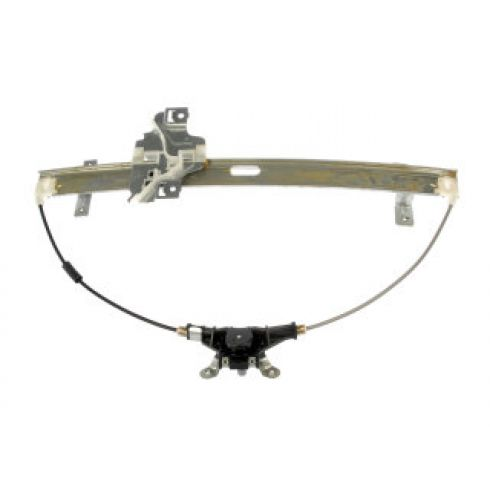 1998-00 Isuzu Amigo; 1998-04 Rodeo Manual Window Regulator RF