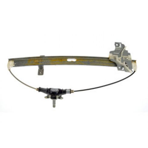 1998-04 Isuzu Rodeo Manual Window Regulator LR