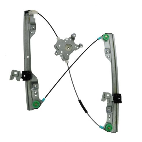 02-06 Nissan Altima Power Window Regulator w/o Motor RF