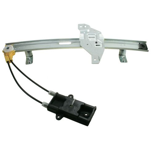 1997-05 Buick Century;  1998-02 Olds Intrigue;  1997-04 Buick Regal Power Window Regulator without Motor LR