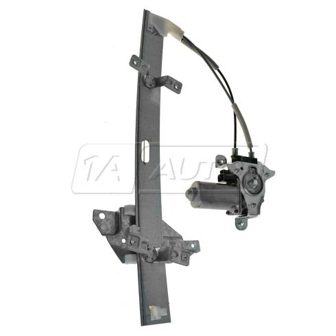 1997 buick regal power window regulator with motor front for 1998 buick regal window motor