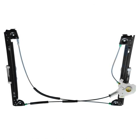 02-05 (thru 6/1/05) Mini Cooper Power Window Regulator w/o Motor RF