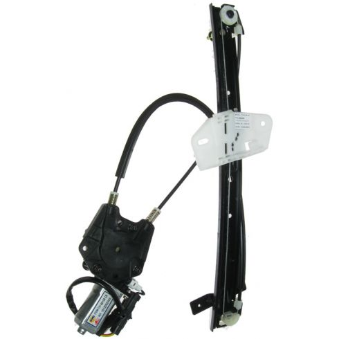 2000-01 Dodge Neon Power Window Regulator w/Motor LF