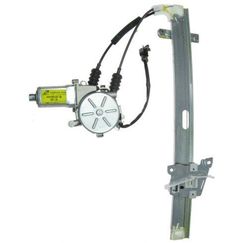 (8/99)-00 Kia Sportage 4Dr Rear Door Power Window Reg w/Motor LR