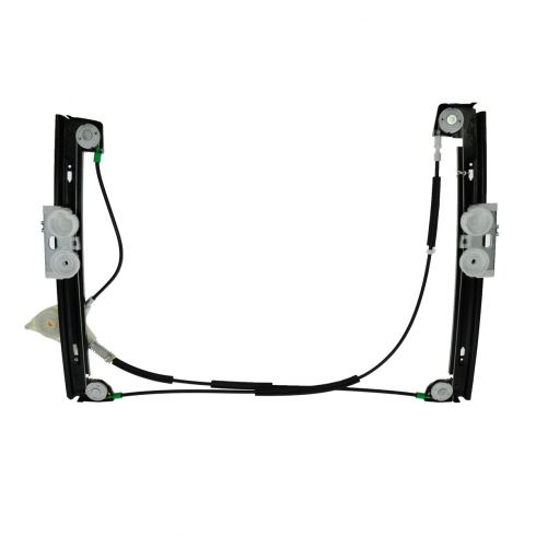 (6/05)-08 Mini Cooper Power Window Regulator w/o Motor RF