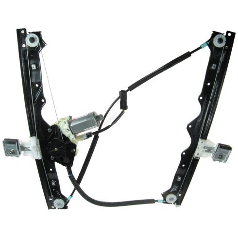 05 Jeep Grand Cherokee Power Window Regulator w/Motor LF