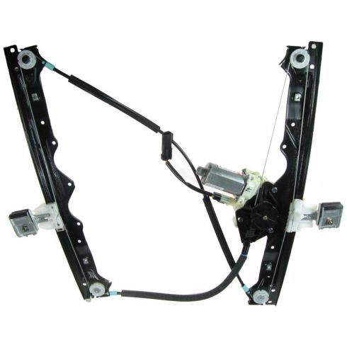05 Jeep Grand Cherokee Power Window Regulator w/Motor RF
