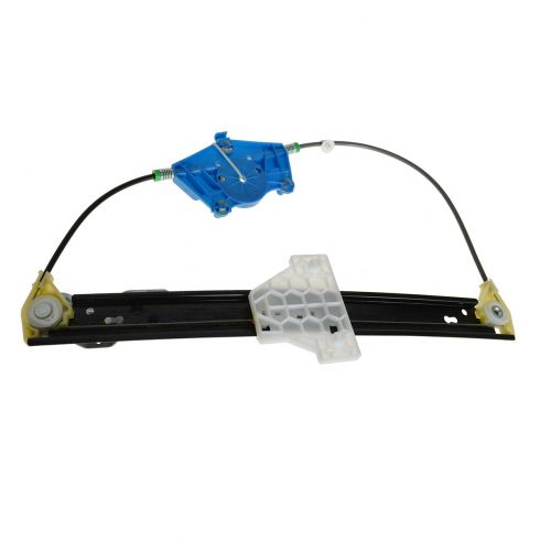 02-08 Audi A4 S4 Power Window Regulator w/o Motor LR