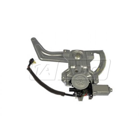2000-05 Kia Rio Power Window Regulator w/Motor LR