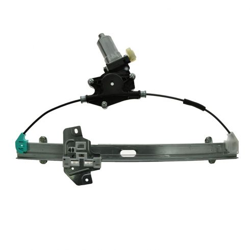 06-11 Kia Rio;  06-11 Hyundai Accent Sedan Power Window Regulator w/Motor LF