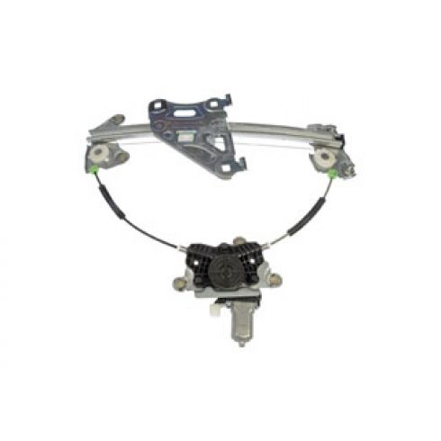 2010-11 Kia Forte Coupe Power Window Regulator w/Motor LH