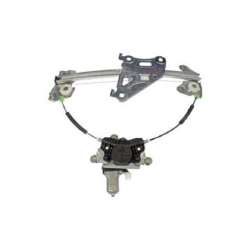 2010-11 Kia Forte Coupe Power Window Regulator w/Motor RH