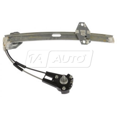 1988-91 Honda Civic Manual Window Regulator LR