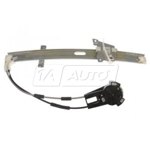 1990-94 Mazda 323; 95 323 (ex GS) Manual Window Regulator RF
