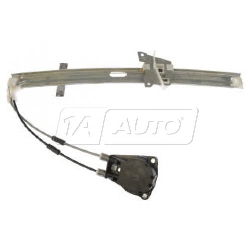 1989-95 Mazda MPV Van Manual Window Regulator LF