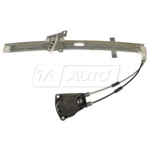 1989-95 Mazda MPV Van Manual Window Regulator RF