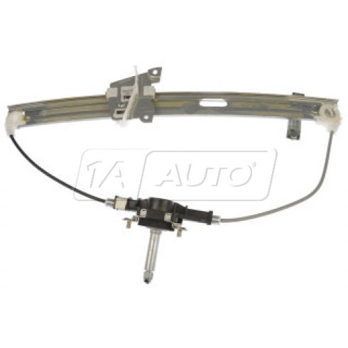 1999-03 Mazda Protege Manual Window Regulator RF