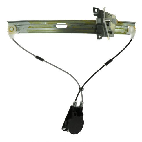 00-06 Mazda MPV Van Manual Window Regulator LF