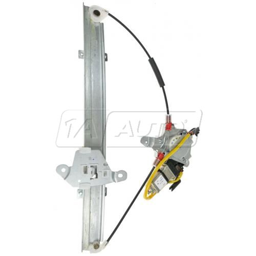 1991-94 Nissan Sentra 4dr Power Window Regulator w/Motor RF