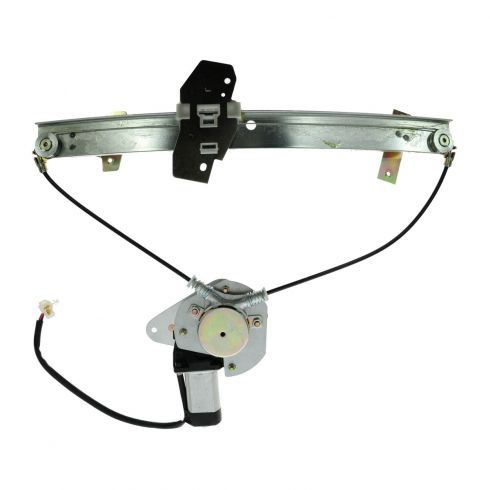 90-94 Eclipse, Laser, Talon Power Window Regulator w/Motor RH