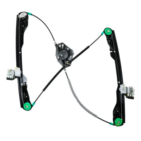 00-07 Ford Focus Coupe Manual Window Regulator RH