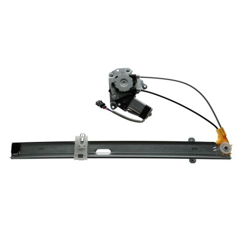 02-06 (thru 1/18/06) Jeep Liberty Power Window Regulator w/Motor LR