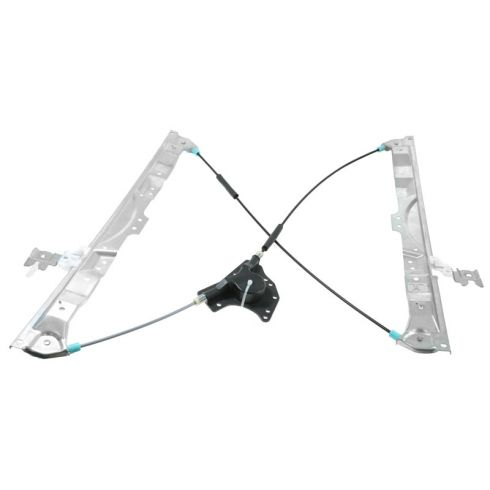 04-11 Nissan Titan Manual Window Regulator RF