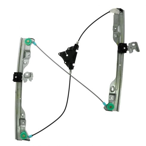 07-11 Nissan Altima, Altima Hybrid Power Window Regulator w/o Motor LF