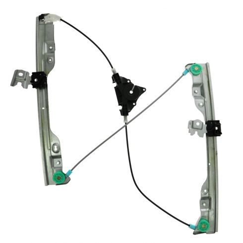 07-11 Nissan Altima, Altima Hybrid Power Window Regulator w/o Motor RF