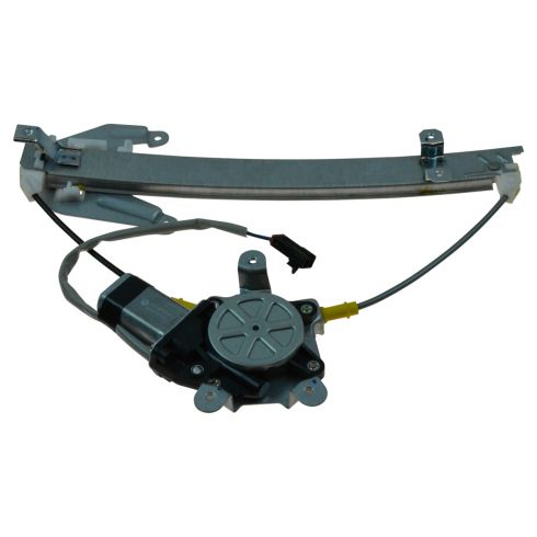 93-97 Nissan Altima Power Window Regulator w/Motor LR