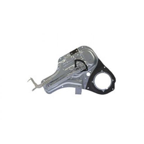 10-11 Kia Soul Power Window Regulator w/o Motor RR