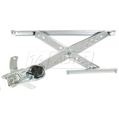 1997-98 Ford F150; 97-98 F250 (under 8500 GVW) Manual Window Regulator LF