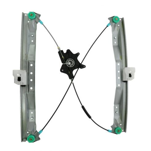 08-11 Chrysler Town & Country, Dodge Grand Caravan Front Door Window Regulator (w/o Motor) LF