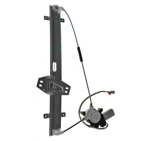 01-02 Acura MDX Front Door Power Window Regulator w/Motor RF