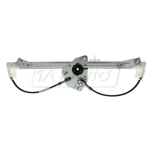 04-10 BMW X3 Rear Door Power Window Regulator w/o Motor RR