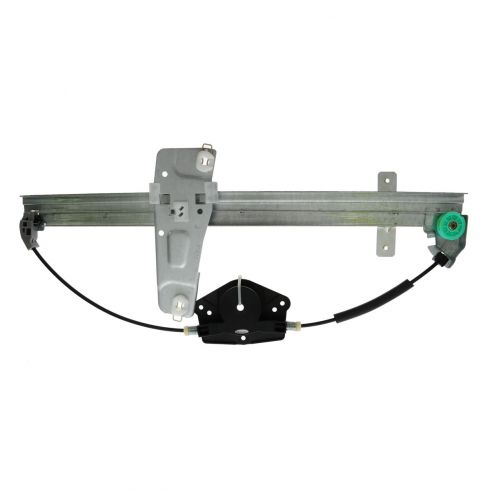 00 (from 3/10/00)-04 Jeep Grand Cherokee Front Door Window Regulator w/o Motor RF