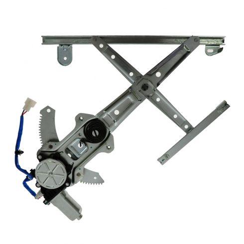 03-04 Subaru Baja; 00-04 Legacy Front Door Power Window Regulator w/Motor LF