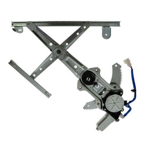 03-04 Subaru Baja; 00-04 Legacy Front Door Power Window Regulator w/Motor RF