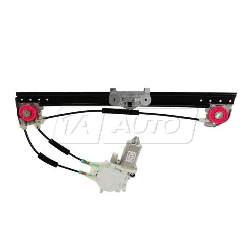 97-(3/99) BMW 528i 540i Power Window Regulator with Motor LR