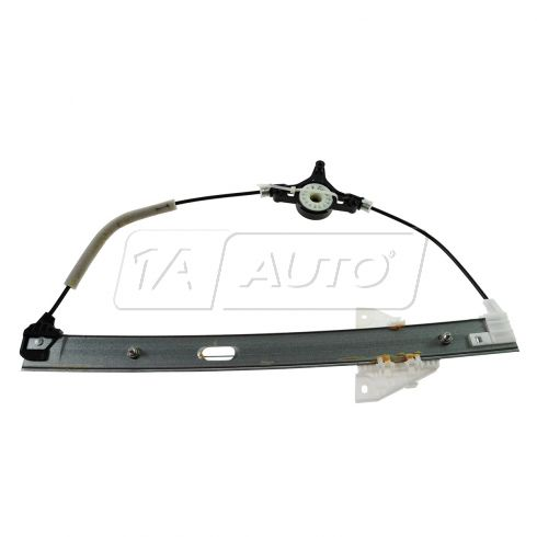 10-12 Mazda 3 (Sedan & Hatchback) Power Window Regulator w/o Motor LF