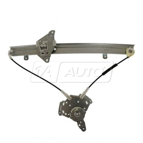 89-90 Colt 89-92 Mirage Sdn 89-91 SummitFront Door Power Window Regulator w/o Mtor RF