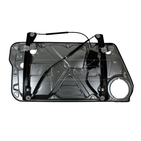 98-02 VW Beetle; 03-10 Beetle (exc Conv) Power Window Regulator Module (w/Panel) w/o Motor RH