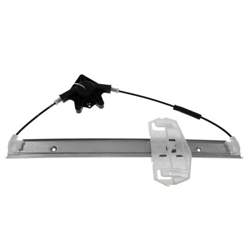 07-12 Jeep Wrangler Front Door Power Window Regulator w/o Motor RF