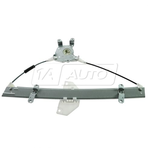 93-96 Mitsubishi Mirage Front Door Power Window Regulator w/o Motor LH