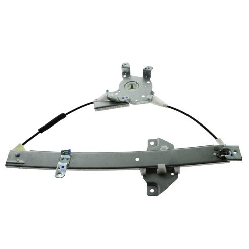 95-96 Dodge Colt; 93-95 Mitsubishi Mirage Rear Door Power Window Regulator w/o Motor LR