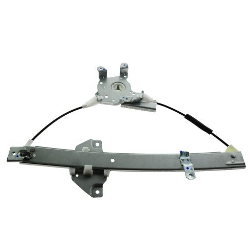 95-96 Dodge Colt; 93-95 Mitsubishi Mirage Rear Door Power Window Regulator w/o Motor RR
