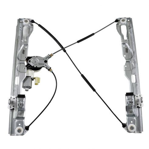 09-10 Ford F150 (All Models) Front Door Power Window Regulator w/Motor LF