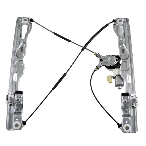 09-10 Ford F150 (All Models) Front Door Power Window Regulator w/Motor RF
